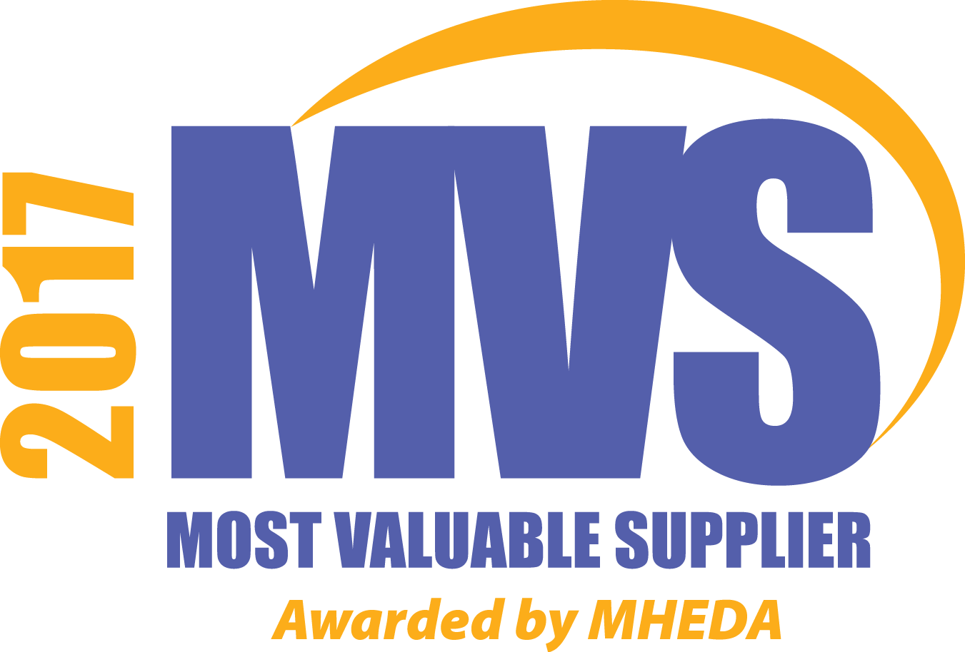 Most Valued Supplier Award